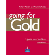 Gold Upper-intermediate: Coursebook (BOK)