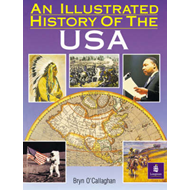 An Illustrated History of the USA, an Paper (BOK)