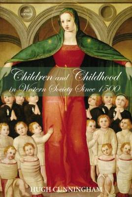 Children and Childhood in Western Society Since 1500 (BOK)