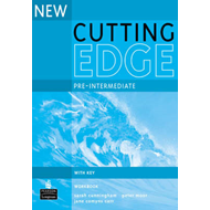 New Cutting Edge Pre-Intermediate Workbook with Key (BOK)