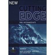 New Cutting Edge Pre-Intermediate Workbook No Key (BOK)