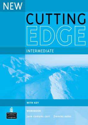 New Cutting Edge Intermediate Workbook with Key (BOK)