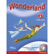 Wonderland Junior A Pupils Book and Songs CD Pack (BOK)
