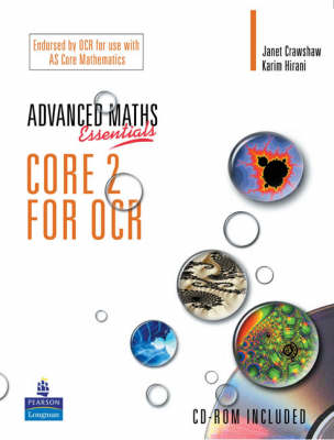 Level Maths Essentials Core 2 for OCR Book and CD-ROM (BOK)