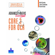 Level Maths Essentials Core 3 for OCR Book and CD-ROM (BOK)