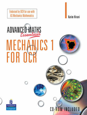 Level Maths Essentials Mechanics 1 for OCR Book and CD-ROM (BOK)