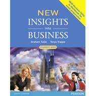 New Insights into Business: Student's Book (BOK)