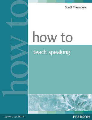 How to Teach Speaking (BOK)