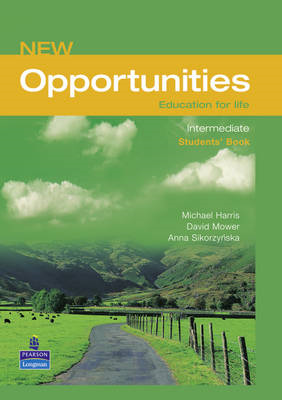 Opportunities: Global Intermediate Students' Book (BOK)