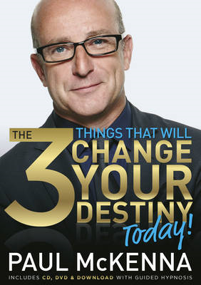 3 Things That Will Change Your Destiny Today! (BOK)
