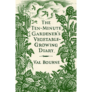 Ten-Minute Gardener's Vegetable-Growing Diary (BOK)