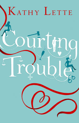 Courting Trouble (BOK)