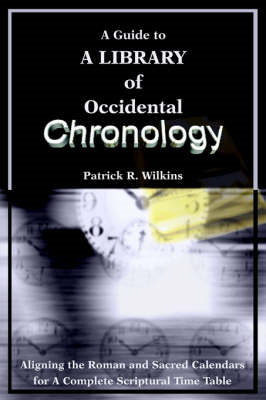 Guide to a Library of Occidental Chronology (BOK)