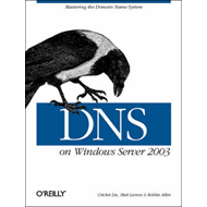 DNS on Windows Server 2003 (BOK)