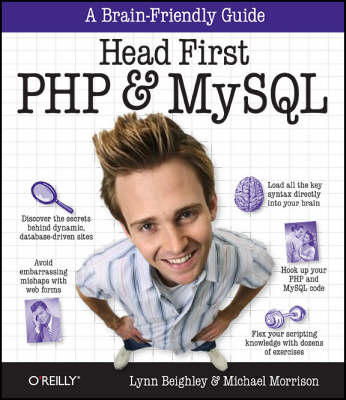 Head First PHP and MySQL (BOK)