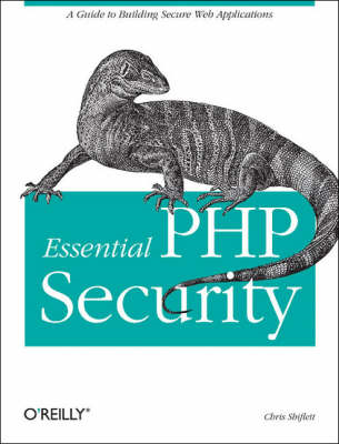 Essential PHP Security (BOK)