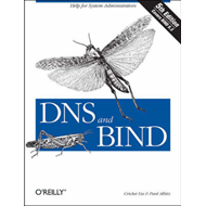 DNS and BIND (BOK)