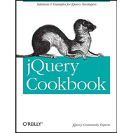 jQuery Cookbook (BOK)