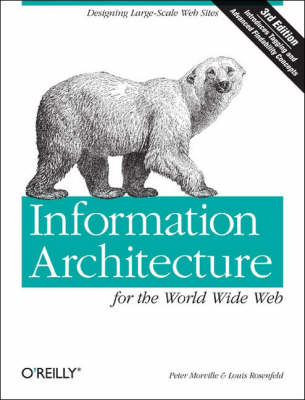 Information Architecture for the World Wide Web (BOK)