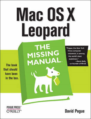 Mac OS X Leopard the Missing Manual (BOK)