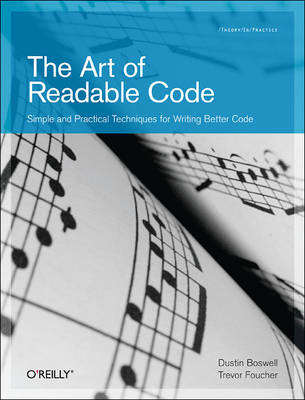 Art of Readable Code (BOK)