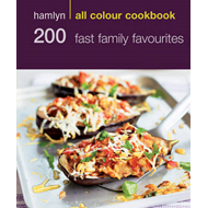 Hamlyn All Colour Cookbook 200 Fast Family Favourites (BOK)