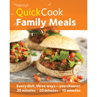 Hamlyn QuickCook: Family Meals (BOK)