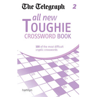 The Telegraph: All New Toughie Crossword Book 2 (BOK)