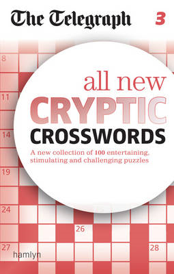 All New Cryptic Crosswords (BOK)
