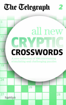 Telegraph All New Cryptic Crosswords 2 (BOK)