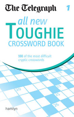 Telegraph: All New Toughie Crossword (BOK)