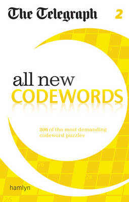 The Telegraph: All New Codewords 2 (BOK)