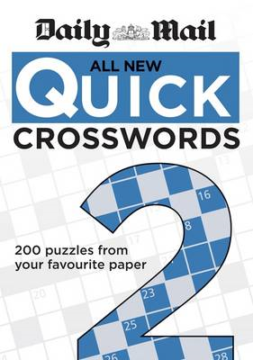 Daily Mail: All New Quick Crosswords 2 (BOK)