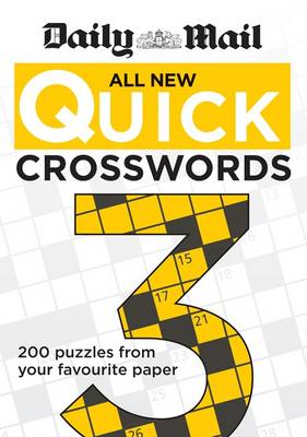 Daily Mail: All New Quick Crosswords (BOK)