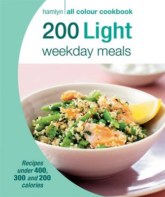 200 Light Weekday Meals (BOK)