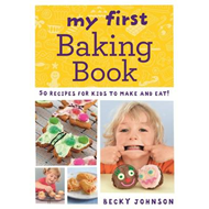 My First Baking Book (BOK)