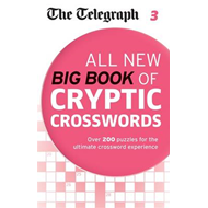 Telegraph All New Big Book of Cryptic Crosswords 3 (BOK)