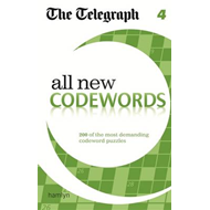 Telegraph All New Codewords 4 (BOK)