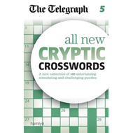 Telegraph All New Cryptic Crosswords 5 (BOK)