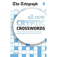 Telegraph All New Cryptic Crosswords 6 (BOK)