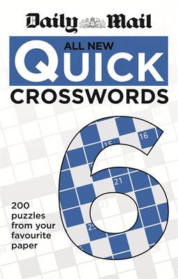 Daily Mail All New Quick Crosswords 6 (BOK)