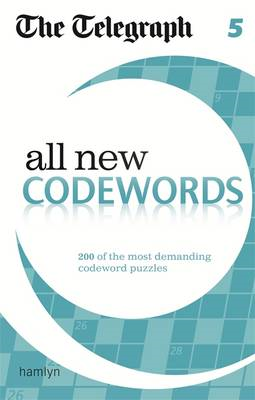 Telegraph: All New Codewords 5 (BOK)
