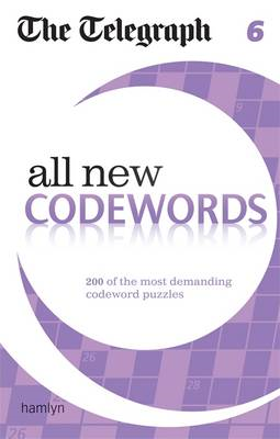 Telegraph: All New Codewords 6 (BOK)