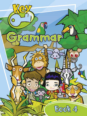Key Grammar Pupil Book 4 (BOK)