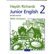 Haydn Richards Junior English Book 2 With Answers (Revised E (BOK)
