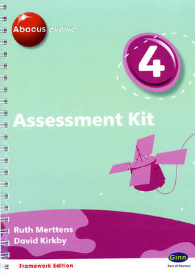 Abacus Evolve Year 4 Assessment Kit Framework (BOK)