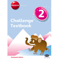 Abacus Evolve Challenge Year 2 Textbook