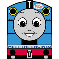 Thomas & Friends Meet the Engines (BOK)