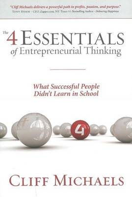 4 Essentials of Entrepreneurial Thinking (BOK)