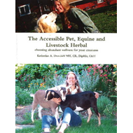 Accessible Pet, Equine and Livestock Herbal (BOK)